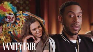 Ludacris Helps People Face Their Biggest Fears | Vanity Fair - Video Youtube