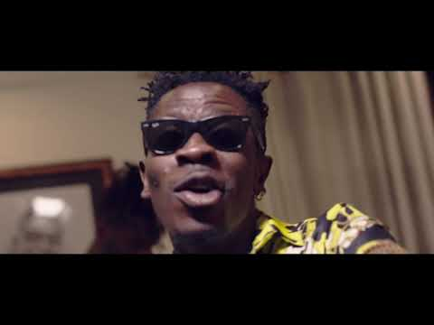 Shatta Wale ft Burna Boy Hosann  (Official_ Video_)