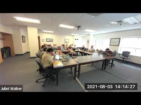 8.3.2021 Technical Advisory Committee