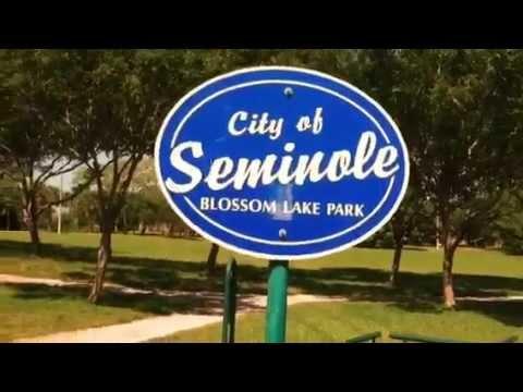 Chris Corleone Bike Trailing West (Seminole)