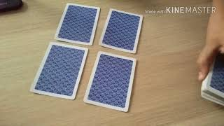 HOW TO PLAY GOLF ( CARD GAME )