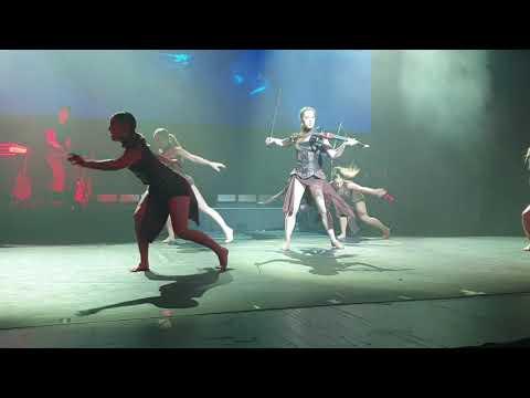 Lindsey Stirling. Artemis. Opening act on Artemis tour