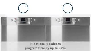 Посудомоечная машина встраиваемая Bosch SPV25CX10R от компании F-Mart - видео 3