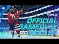Трейлер NHL 20