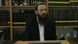 """הלכות שמחות סימן שעו סע' א-ד הרב אריאל  אלקובי שליט""""א"""