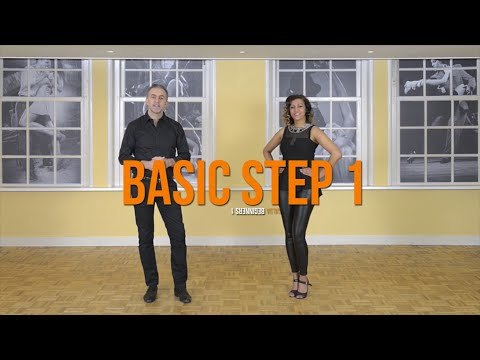 Salsa Beginners 1 - Salsa Basic Step for the Absolute Beginner - Detailed explanation