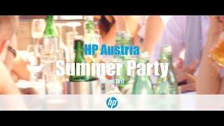 HP Österreich Sommerfest 2017 | Highlights
