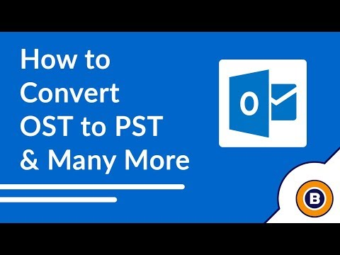 Convert OST to PST, MBOX, PDF, NSF, TGZ, EMLX, MSG, HTML & Import OST to Office 365, Thunderbird