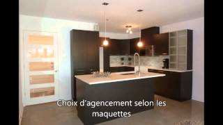 preview picture of video 'Condos à vendre, St-Constant, Rive- Sud, Cité de la Gare Construction L Max'