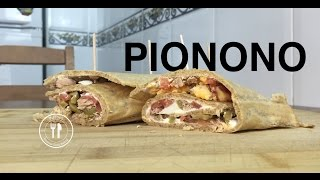Pionono Harina Integral | Recetas Clean Eating | FitFood Kids