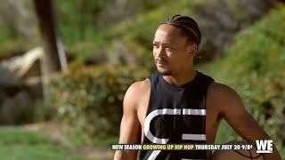 GUHH Growing Up Hip Hop Returns With New Dramatic Season