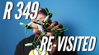 Re-visit with the DIATONE R 349 3 inch FPV quad, drone FAST! #FPV #R349 #under$200