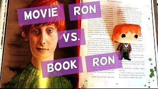 Movie Ron Vs. Book Ron | HP Chats
