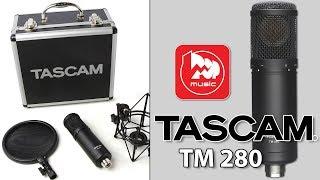 Микрофон для студии TASCAM TM-280