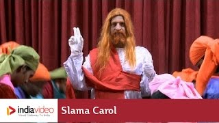 Slama Carol - a Christian musical dance