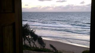 preview picture of video 'View from the rooms at Miramar - Barra Inhambane Mozambique www.miramarbarra.co.za'