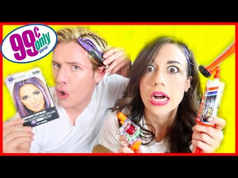 TESTING WEIRD 99¢ STORE PRODUCTS!