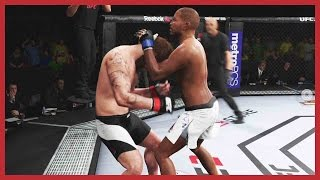 UFC 2 Ultimate Team Gameplay - THE PATCH CAN'T SAVE YOU!!