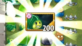 Plants Vs Zombies 2 Nueva Planta Vaina de Zoja