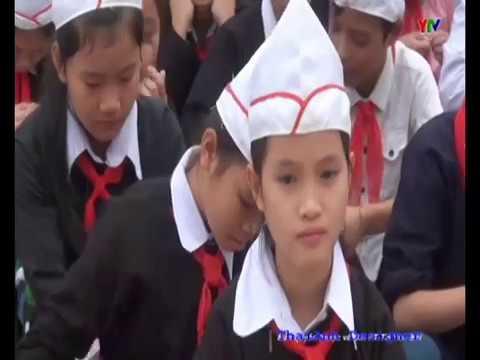 Kỷ niệm 34 năm ngày nhà giáo Việt Nam 20 - 11. Thầy trò trường PT Dân tộc nội trú THCS huyện Lục Yên