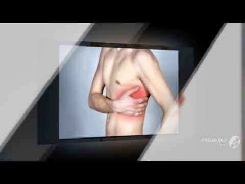 Ноет левый бок остеохондроз