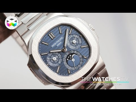 Patek Philippe New Timepieces of Baselworld 2018