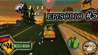 Los Simpson Hit&Run Episodio #5 Misiones de Lisa PC.
