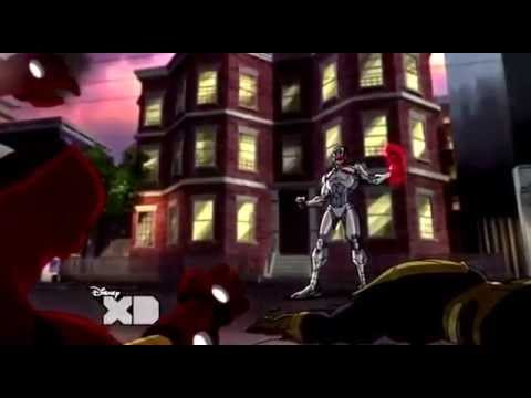 Battle of the warriors - Avengers vs Thanos vs Ultron