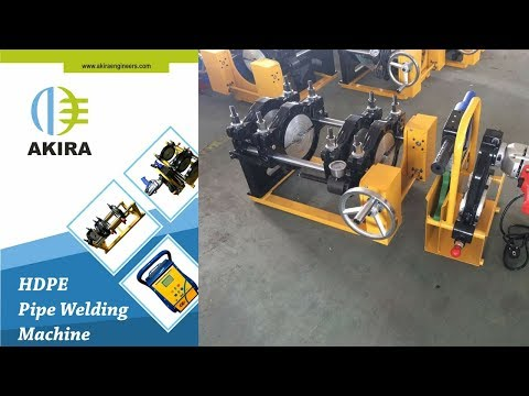 HDPE Pipe Welding Jack