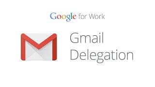 How to set up Gmail delegation