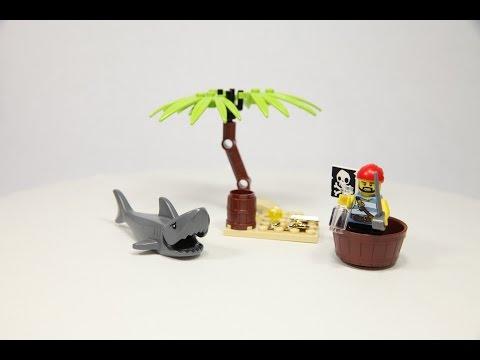Vidéo LEGO Pirates 5003082 : L'aventure du Pirate