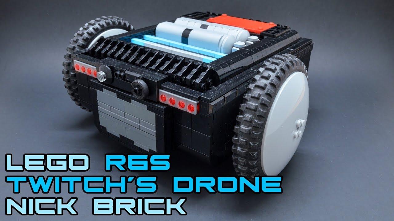 LEGO Twitch's Shock Drone - Rainbow Six Siege