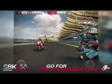 Vídeo do SBK14 Official Mobile Game