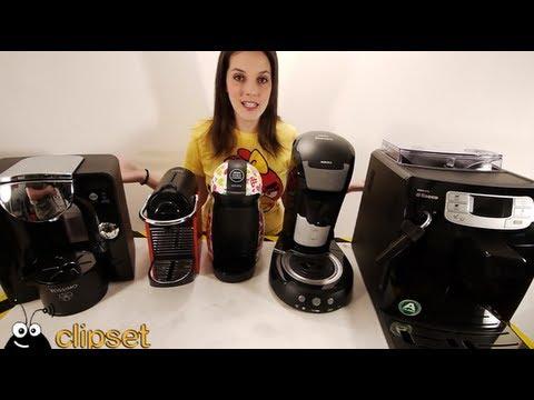 Cafeteras #Videorama Philips Saeco comparativa (1/3)