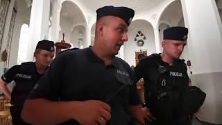 Film do artykułu: Protest w kościele św....