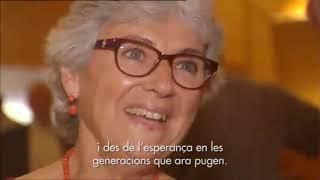 Tercer aniversari mort Muriel Casals