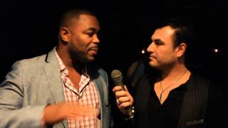 """Suga"" Rashad Evans Interview on Love This City TV 