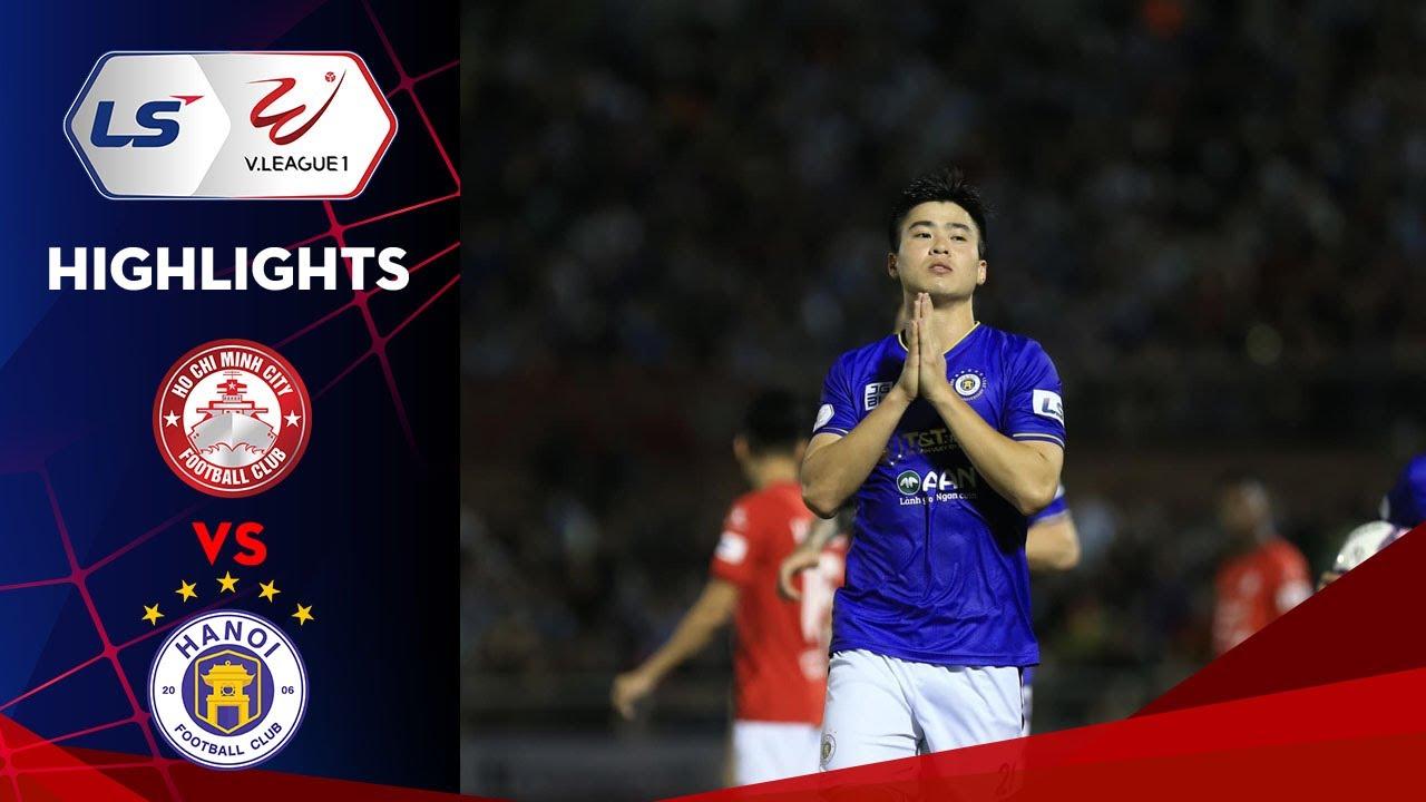 Highlights | TP Hồ Chí Minh - Hà Nội | Chiến thắng dễ dàng dành tặng cho Đỗ Hùng Dũng