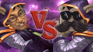DISGUISED TOAST VS TRUMP - Boomsday Showdown | The Boomsday Project | Hearthstone