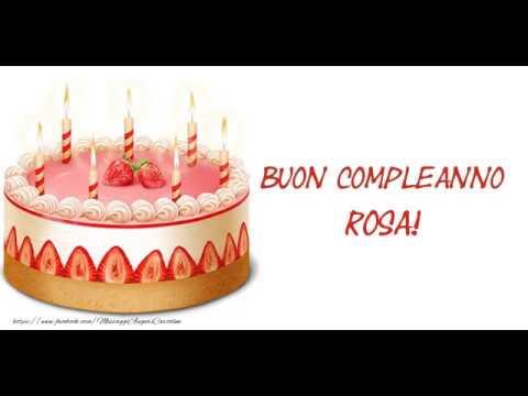 Auguri Di Buon Compleannocartolina Musicale смотреть онлайн на