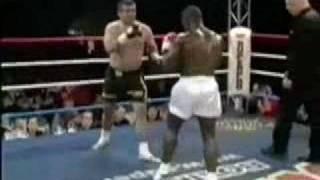 Dzevad Poturak vs. Melvin Manhoef round 1,2&3