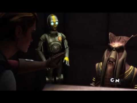 The Clone Wars TV series handled Anakin excellently: foreshadowing Darth Vader