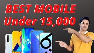 Top 5 Best Mobile Phones Under 15000 Budget ⚡⚡ Latest 2020