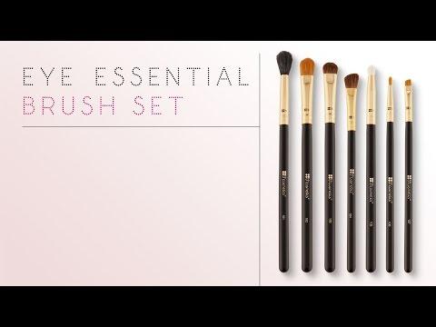 BH Cosmetics BH Cosmetics Eye Essential 7 Piece Brush Set