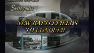 Samurai Warriors 2 - Xtreme Legends video