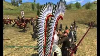 Szarża Husarii: Mount & Blade Ogniem i Mieczem
