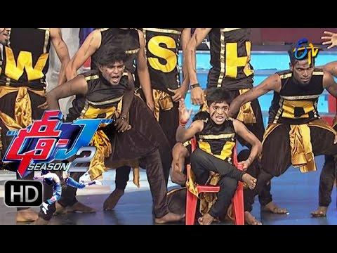 Dhee-Juniors2--Sivamani-Performance-2--30th-March-2016--ఢీ-జూనియర్స్2