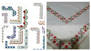 Border Line Cross Stitch Pattern And Other Ideas
