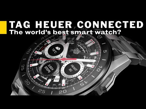 Ultimate Smartwatch? The TAG Heuer Connected (2020)