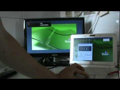 COLLEGARE COMPUTER AL TELEVISORE (VGA)